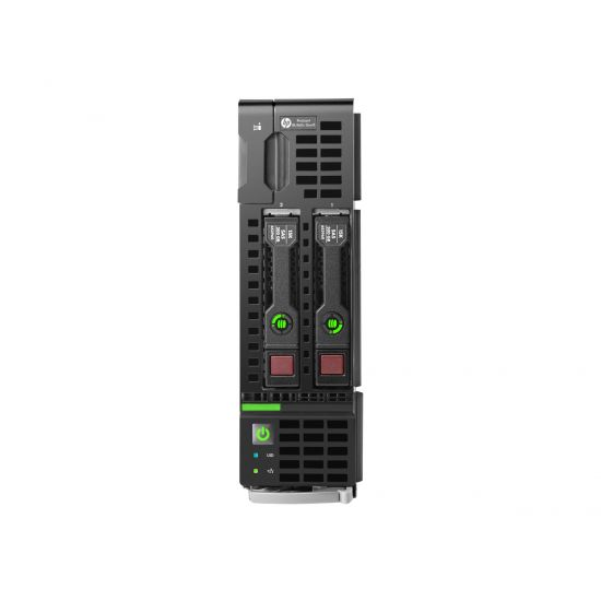 HPE ProLiant BL460c Gen9 - indstikningsmodul - Xeon E5-2650V3 2.3 GHz - 64 GB - 0 GB