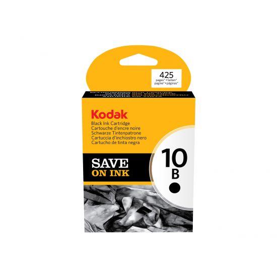 Kodak 10B - sort - original - blækpatron