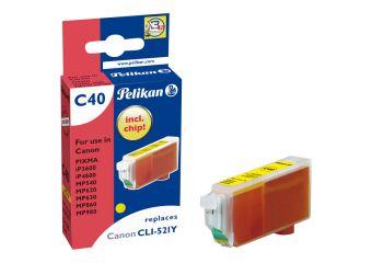 PELIKAN C40 / CLI-521Y