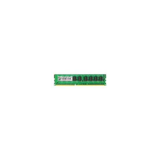 Transcend &#45 4GB &#45 DDR3 &#45 1066MHz &#45 DIMM 240-pin - ECC - CL7