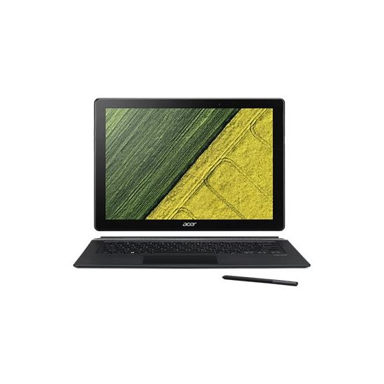 "Acer Switch 7 SW713-51GNP - Black Edition - 13.5"" - Core i7 8550U - 16 GB RAM - 512 GB SSD"