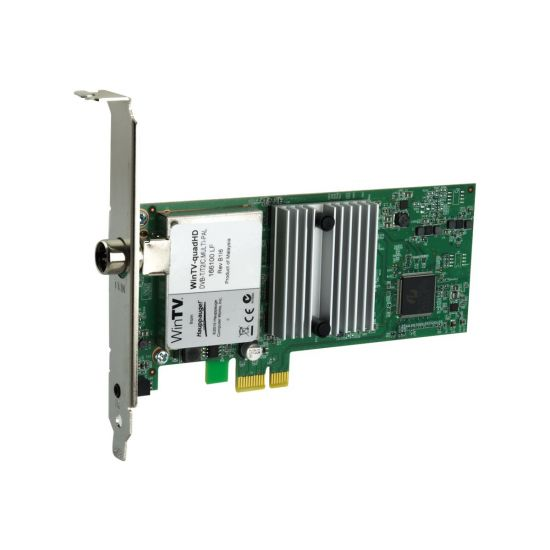 Hauppauge WinTV quadHD - digital TV tuner - PCIe