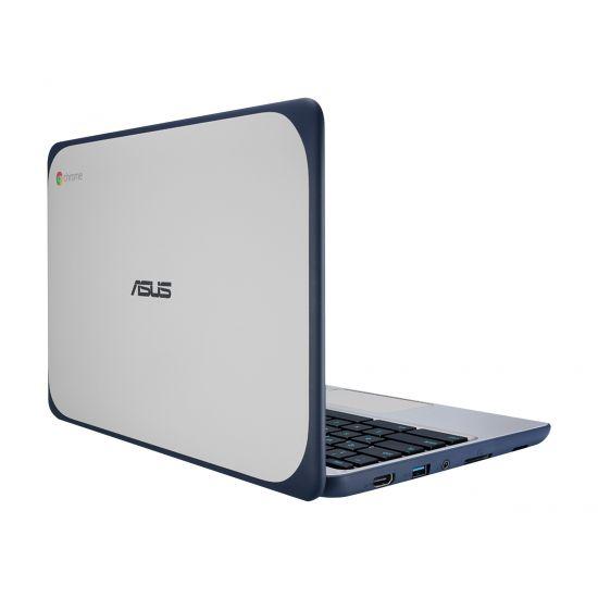 """ASUS Chromebook C202SA GJ0056 - 11.6"""" - Celeron N3060 - 4 GB RAM - 16 GB SSD"""