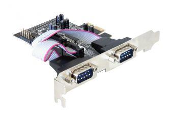 DeLock 4 x serial PCI Express Card