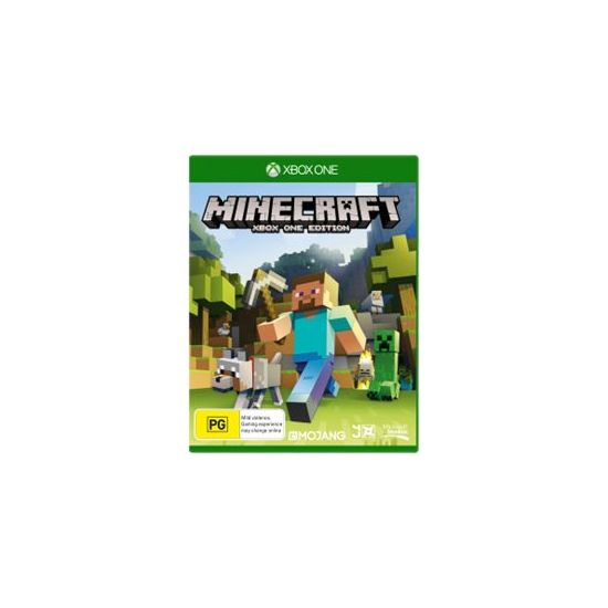 Minecraft - Microsoft Xbox One