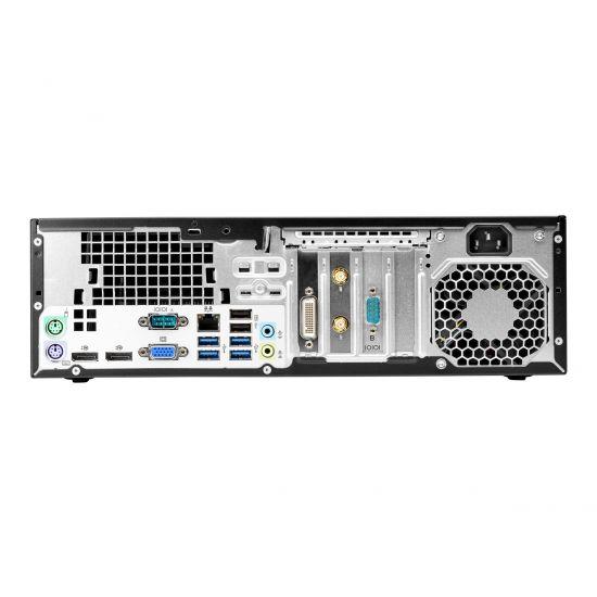 HP EliteDesk 705 G3 - SFF - A8 9600 3.1 GHz - 8 GB - 256 GB
