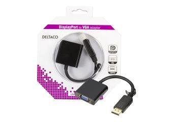 Deltaco DP-VGA7-K video transformer