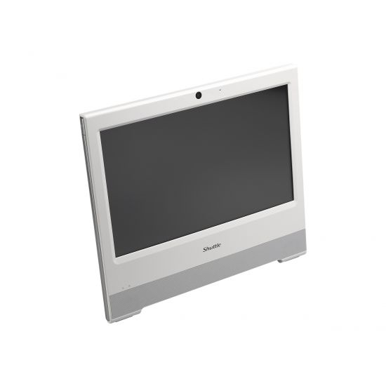 Shuttle POS X506 - alt-i-én - Celeron 3865U 1.8 GHz - 4 GB - 60 GB - LED 15.6""