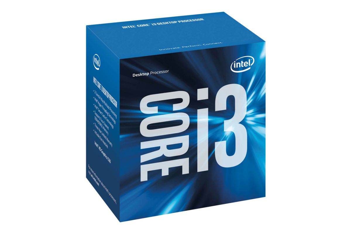 Intel Core i3 7100 / 3.9 GHz Kaby Lake Processor