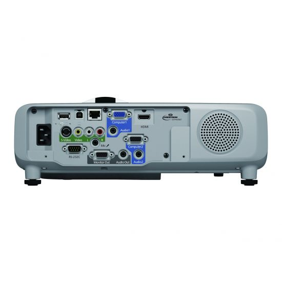 Epson EB-535W - 3LCD-projektor - LAN