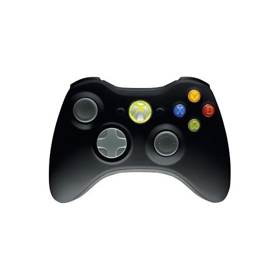 Microsoft Xbox 360 Wireless Controller for Windows - gamepad - trådløs