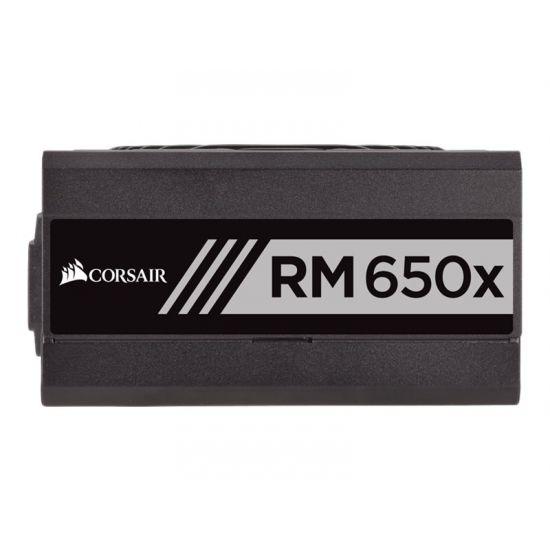 Corsair RMx Series RM650x &#45 strømforsyning &#45 650W