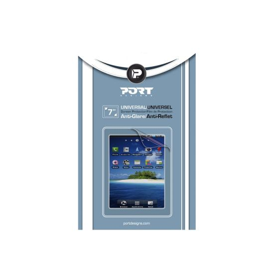 "PORT Designs Universal Screen Protector 7"" - skærmbeskytter"