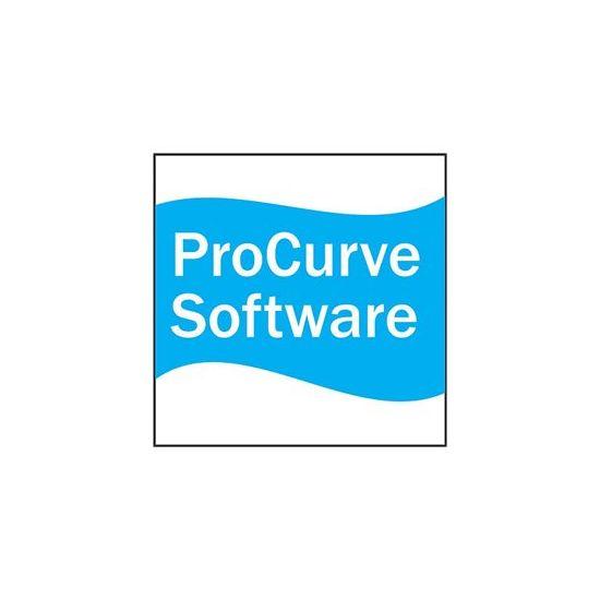 HPE ProCurve CNMS Software - licens - 200 enheder