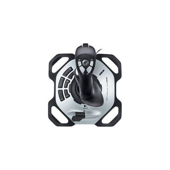 Logitech Extreme 3D Pro - joystick - kabling