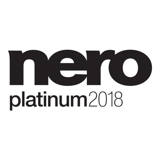 Nero 2018 Platinum - licens - 1 enhed