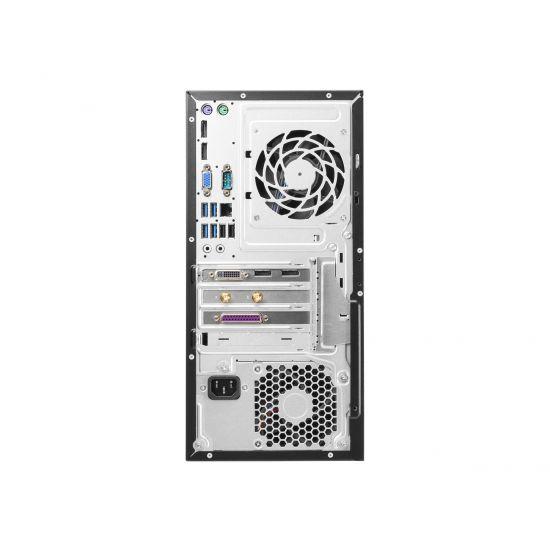 HP EliteDesk 705 G3 - minitower - A8 9600 3.1 GHz - 8 GB - 256 GB