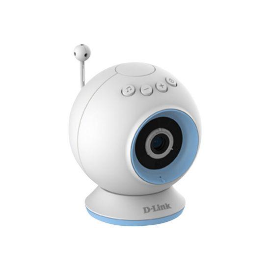 D-Link DCS-825L EyeOn Baby Monitor - babyovervågningskamera - trådløs