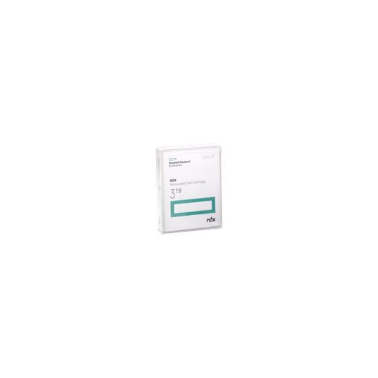 HPE RDX - RDX x 1 - 3 TB - lagringsmedie