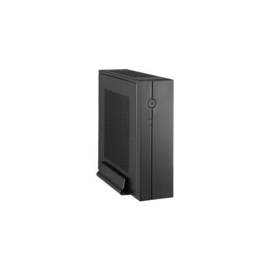 Chieftec Compact Series IX-01B - ultralille formfaktor - mini ITX