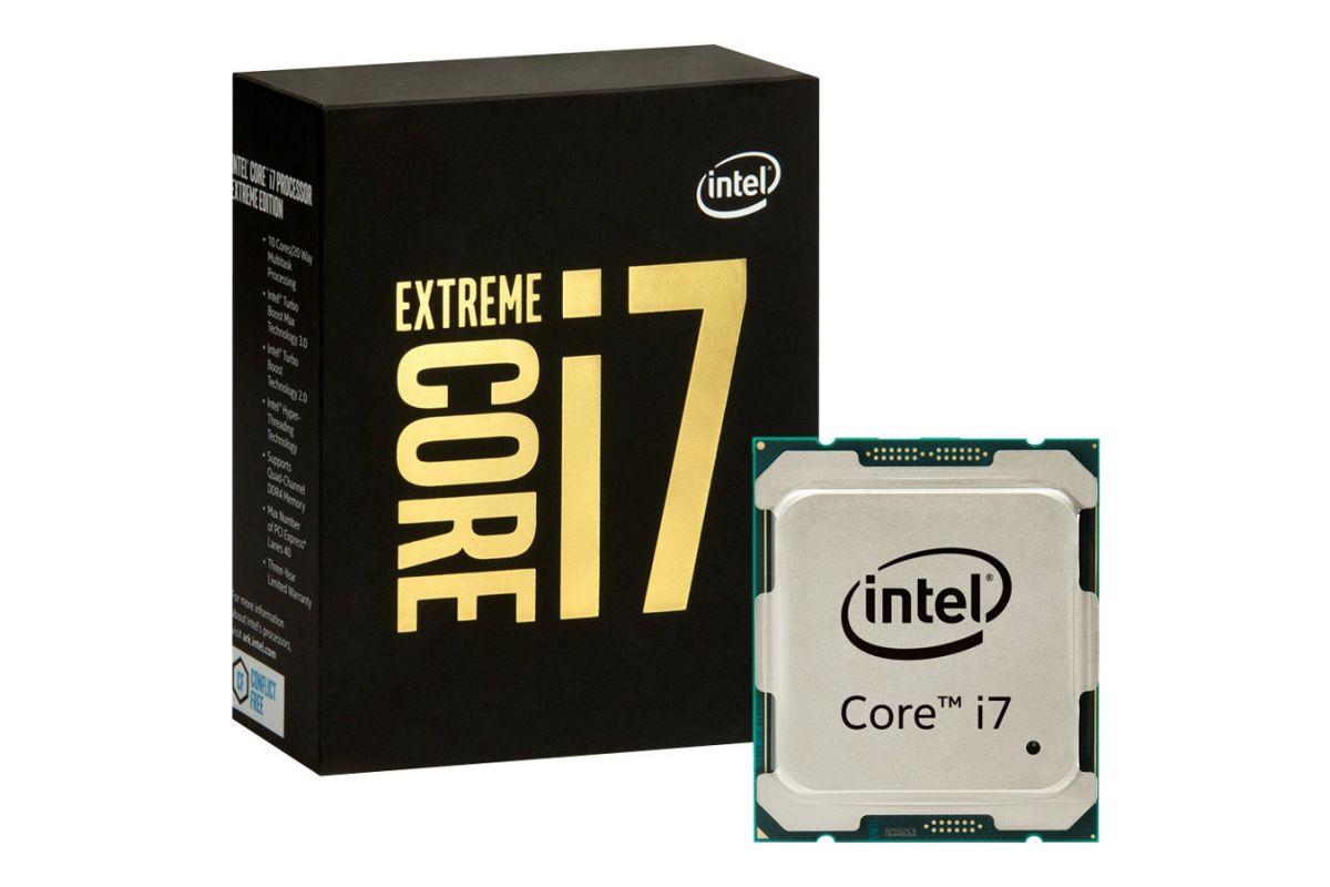Intel Core i7 Extreme Edition 6950X (6. Gen)