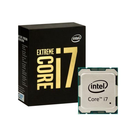 Intel Core i7 Extreme Edition 6950X (6. Gen) - 3 GHz Processor - 10-kerne med 20 tråde - 25 mb cache