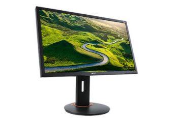 "Acer XF240Hbmjdpr &#45 LED-Skærm 24"" AMD FreeSync TN 1ms"