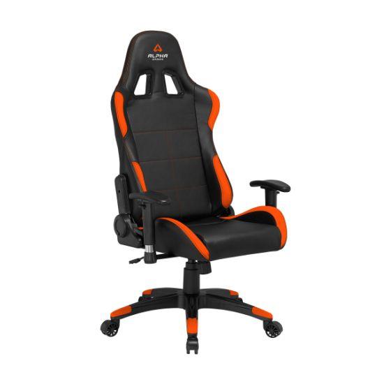Alpha Gamer Vega Black/Orange