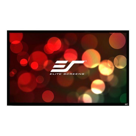 Elite Screens ezFrame Series R135WH1 HDTV Format - projektionsskærm - 135 tommer (343 cm)