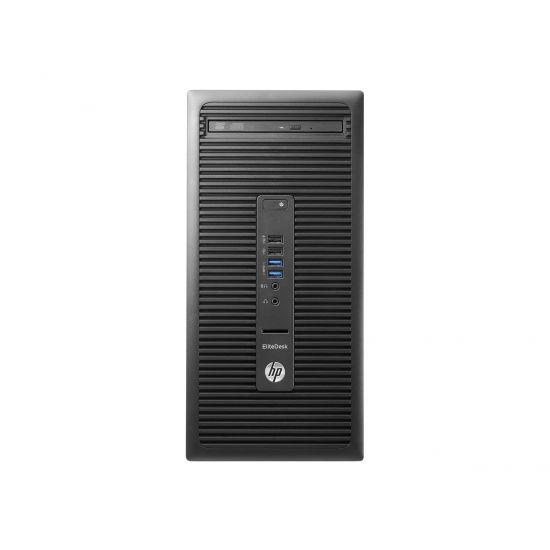 HP EliteDesk 705 G3 - minitower - Ryzen 5 PRO 1500 3.5 GHz - 8 GB - 512 GB