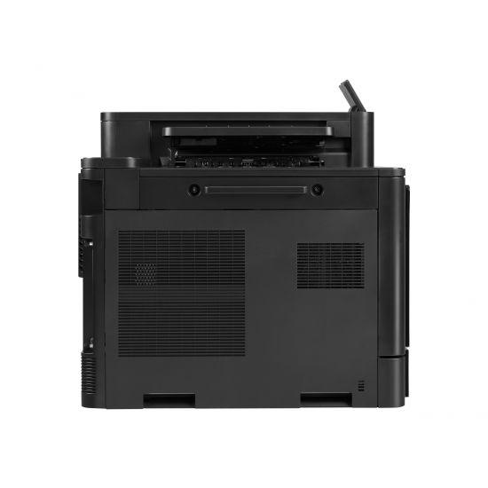 HP Color LaserJet Enterprise M855dn - printer - farve - laser
