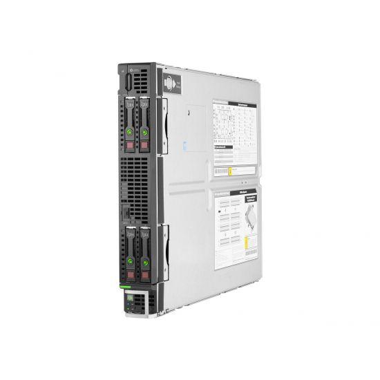 HPE ProLiant BL660c Gen9 - Xeon E5-4620V3 2 GHz - 128 GB - 0 GB