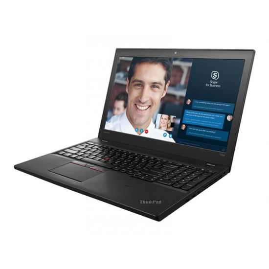 "Lenovo ThinkPad T560 - 15.6"" - Core i7 6600U - 8 GB RAM - 256 GB SSD"