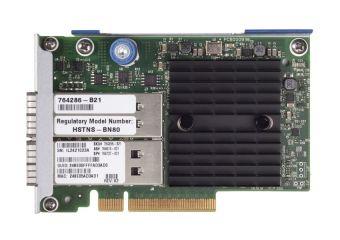 HPE 544+FLR-QSFP