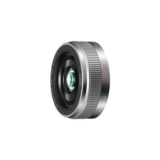 Panasonic Lumix H-H020A - objektiv - 20 mm