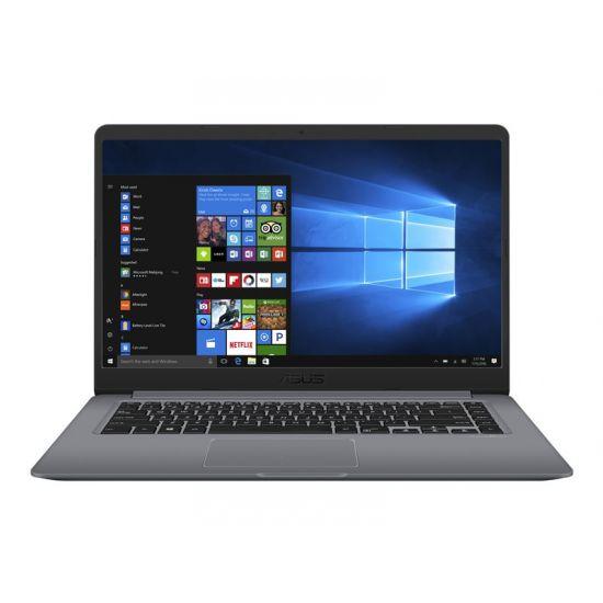 """ASUS VivoBook S15 S510UN-BQ214T - Intel Core i7 (8. Gen) 8550U / 1.8 GHz - 16 GB DDR4 - 512 GB SSD - (M.2) SATA 6Gb/s - NVIDIA GeForce MX150 - 15.6"""""""