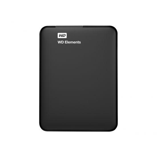 WD Elements Portable WDBUZG0010BBK &#45 1TB - USB 3.0