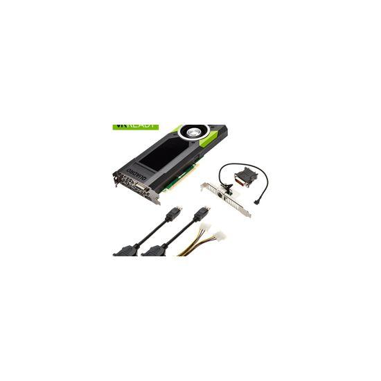NVIDIA Quadro M4000 &#45 NVIDIA QuadroM4000 &#45 8GB - PCI Express 3.0 x16