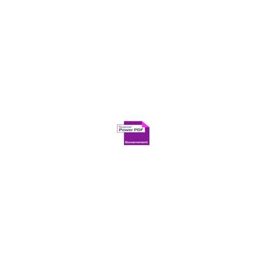 OmniPage Ultimate - vedligeholdelse (1 år) - 1 bruger