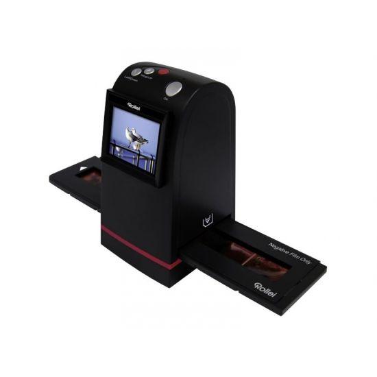 Rollei DF-S 190 SE - filmscanner - desktopmodel - USB
