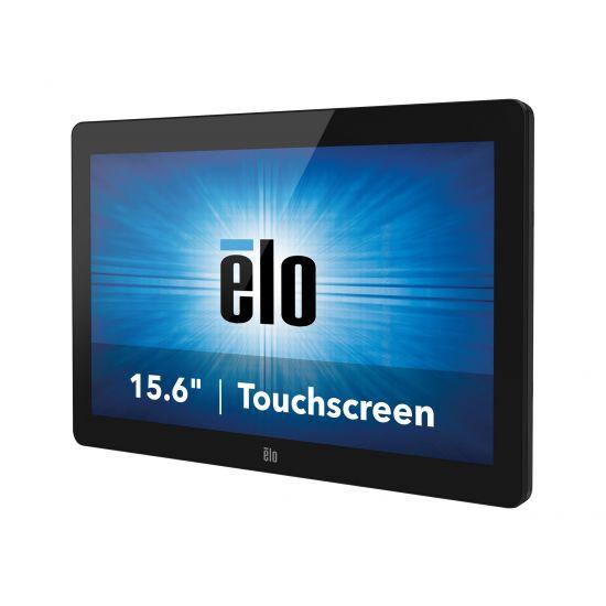 "Elo M-Series 1502L &#45 LED-Skærm 15.6"" 10ms - HD 720p 1366x768 ved 60Hz"