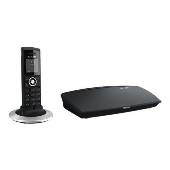 snom M325 - trådløs VoIP-telefon med opkalds-ID/opkald venter