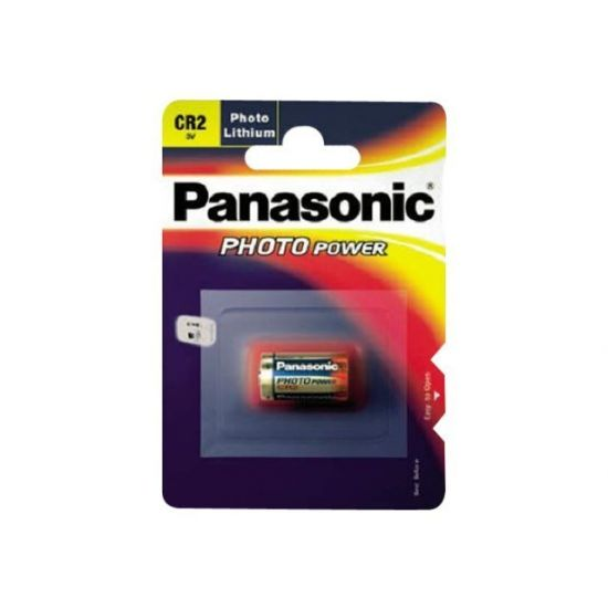 Panasonic CR-2L/1BP - batteri x CR2 Li