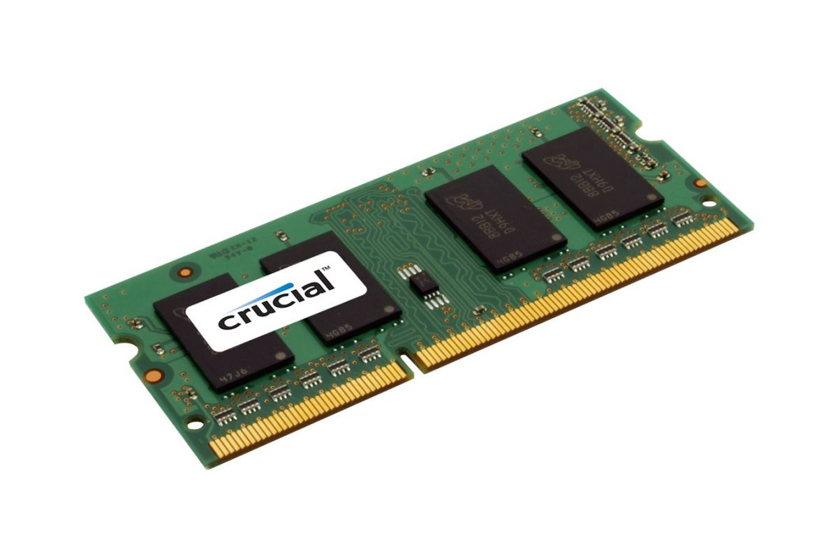 Crucial &#45 8GB &#45 DDR3L &#45 1600MHz &#45 SO DIMM 204-PIN