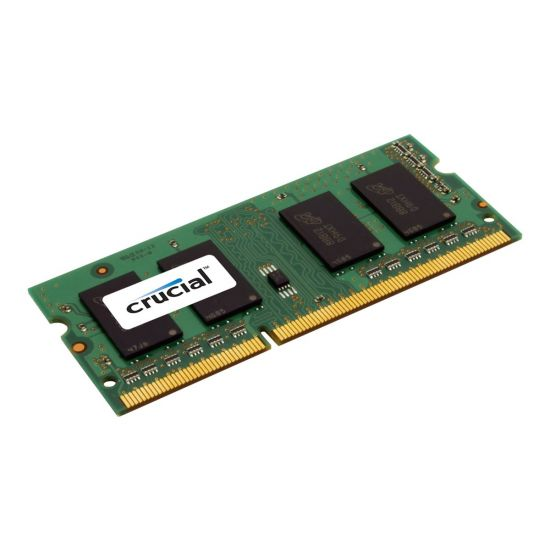 Crucial &#45 8GB &#45 DDR3L &#45 1600MHz &#45 SO DIMM 204-PIN - CL11
