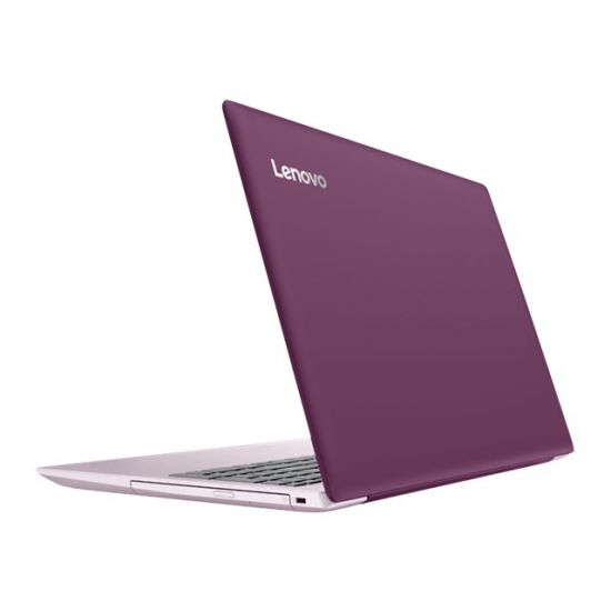 """Lenovo 320-15IKB 81BG - Intel Core i7 (8. Gen) 8550U / 1.8 GHz - 8 GB DDR4 - 128 GB 2.5 SATA SSD - Intel UHD Graphics 620 - 15.6"""" TN - Lilla"""
