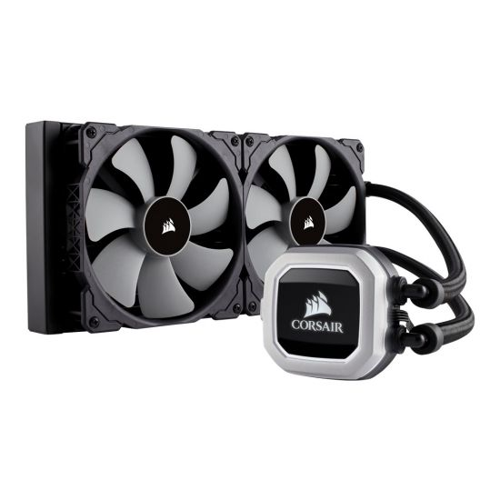CORSAIR Hydro Series H115i PRO Liquid CPU Cooler - processor liquid cooling system