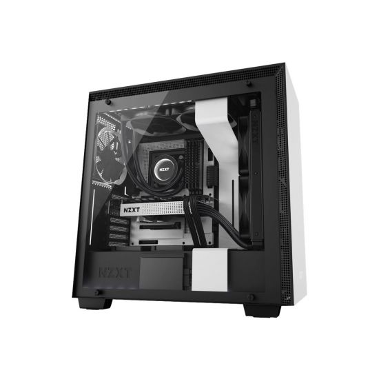 NZXT H series H700i - miditower - udvidet ATX