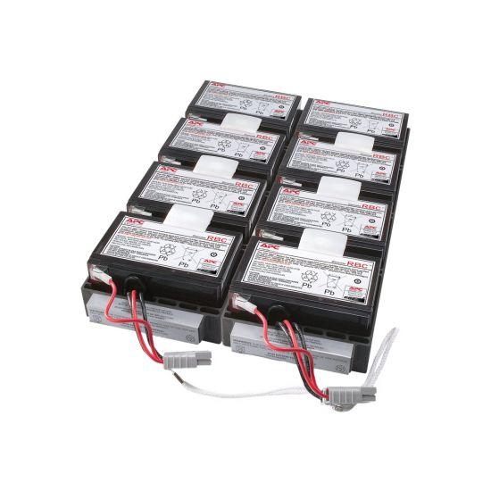 APC Replacement Battery Cartridge #26 - UPS-batteri - Blysyre