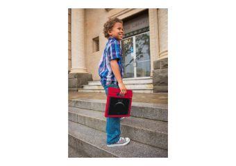 Kensington SafeGrip Rugged Case & Stand bagomslag til tablet